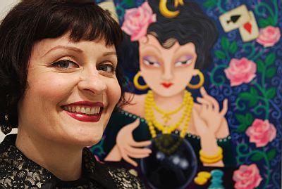 'Female Tattoo Extravaganza' at Mondo Bizzarro Rome