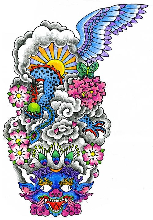 tibetiandraw