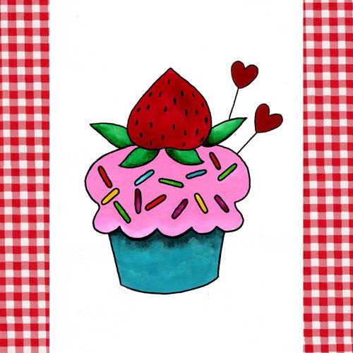 strawberriecupcake