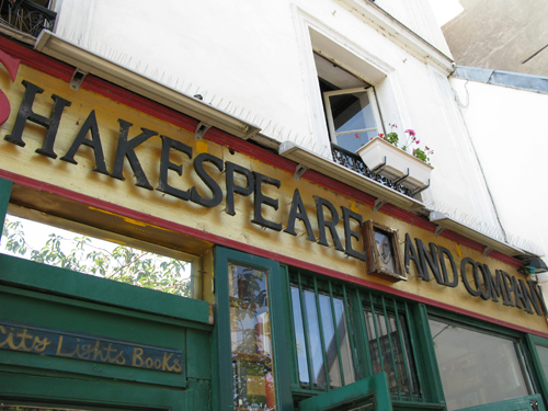 shakespearparis