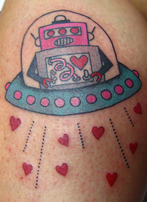 romrobot