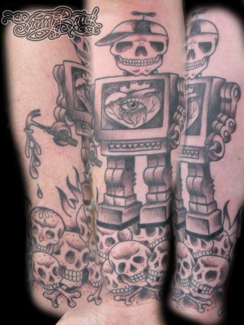 psychorobot