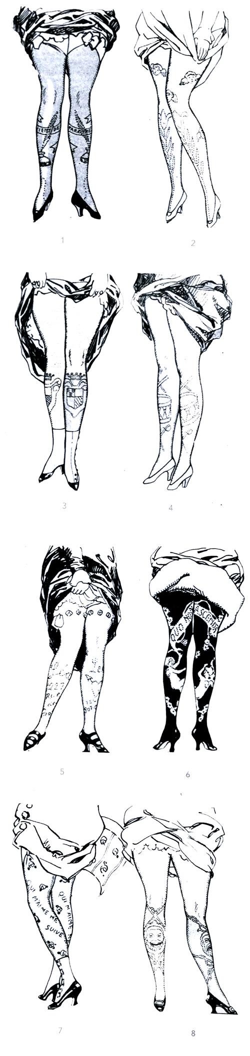tattoostockings