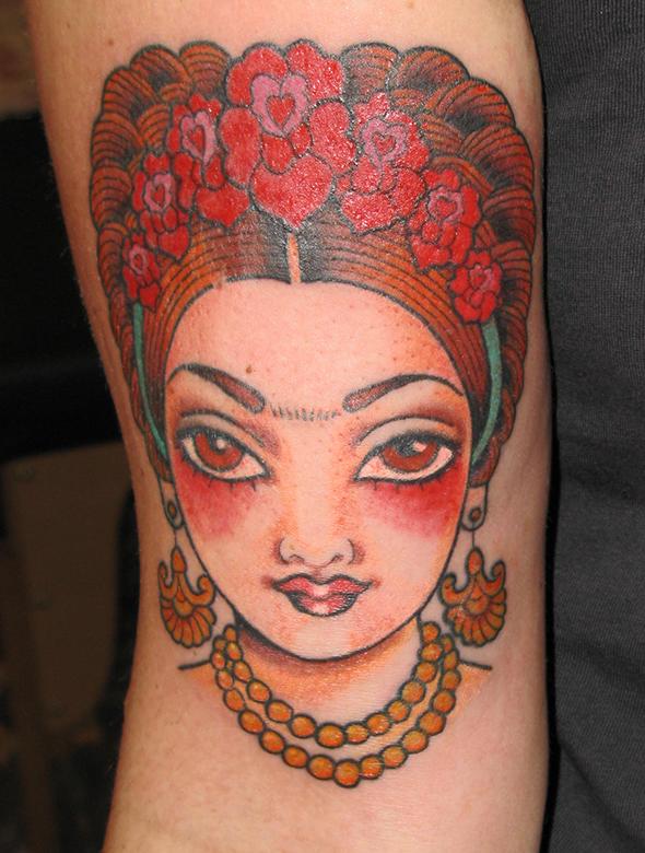 Fridah Tattoo