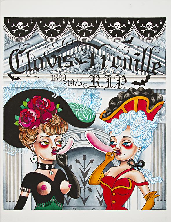 RIP Clovis Trouille