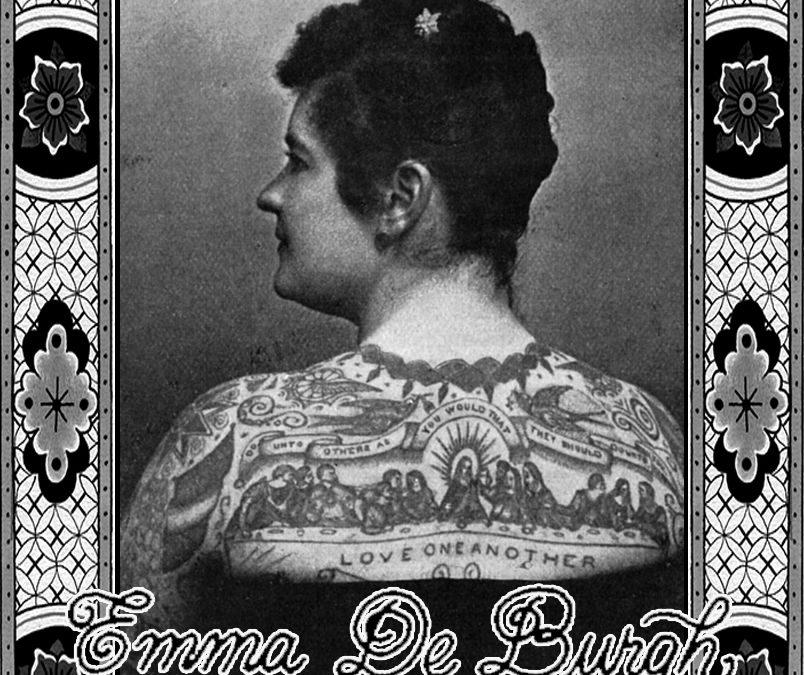 Emma de Burgh